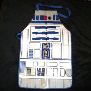 Star Wars Disney R2-D2 BBQ Apron ThinkGeek